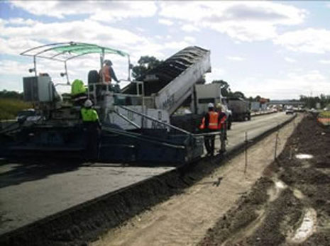 F5 Widening: Northbound between Camden Valley Way and Brooks Rd - Stage 1 img 1