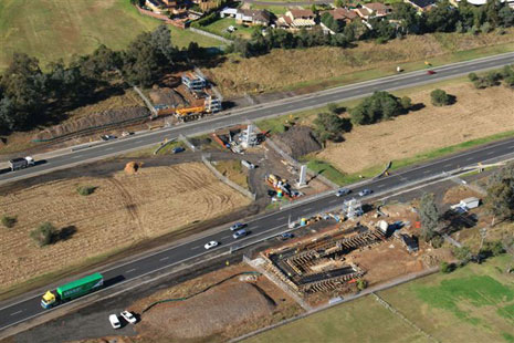 F5 Widening (Northbound and Southbound Brookes Rd to Narellan Rd) - Stage 2 img 5