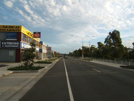 Pacific Highway Upgrade (Anzac Rd to Mildon Rd), Tuggerah Stage 1 img 1