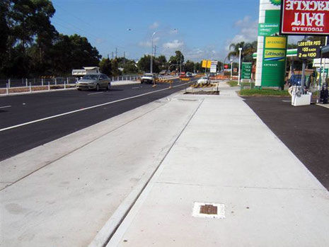 Pacific Highway Upgrade (Anzac Rd to Mildon Rd), Tuggerah Stage 1 img 2