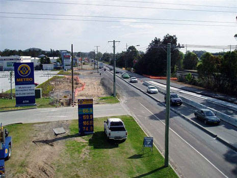Pacific Highway Upgrade (Mildon Rd to Johnson Rd), Tuggerah Stage 2 img 2